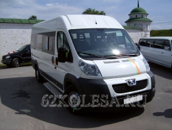 Peugeot Boxer 18 мест (Белый)